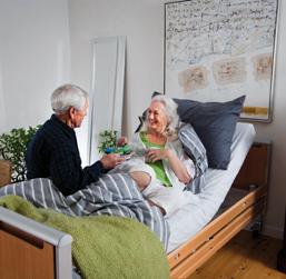 Invacare Pflegebett
