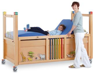 Kayserbetten_Kinderpflegebett