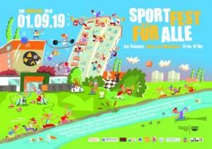 Sportfest für Alle 2019